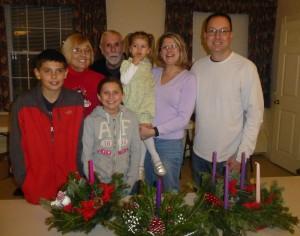 Caldwell Love Feast, 2015 - 17